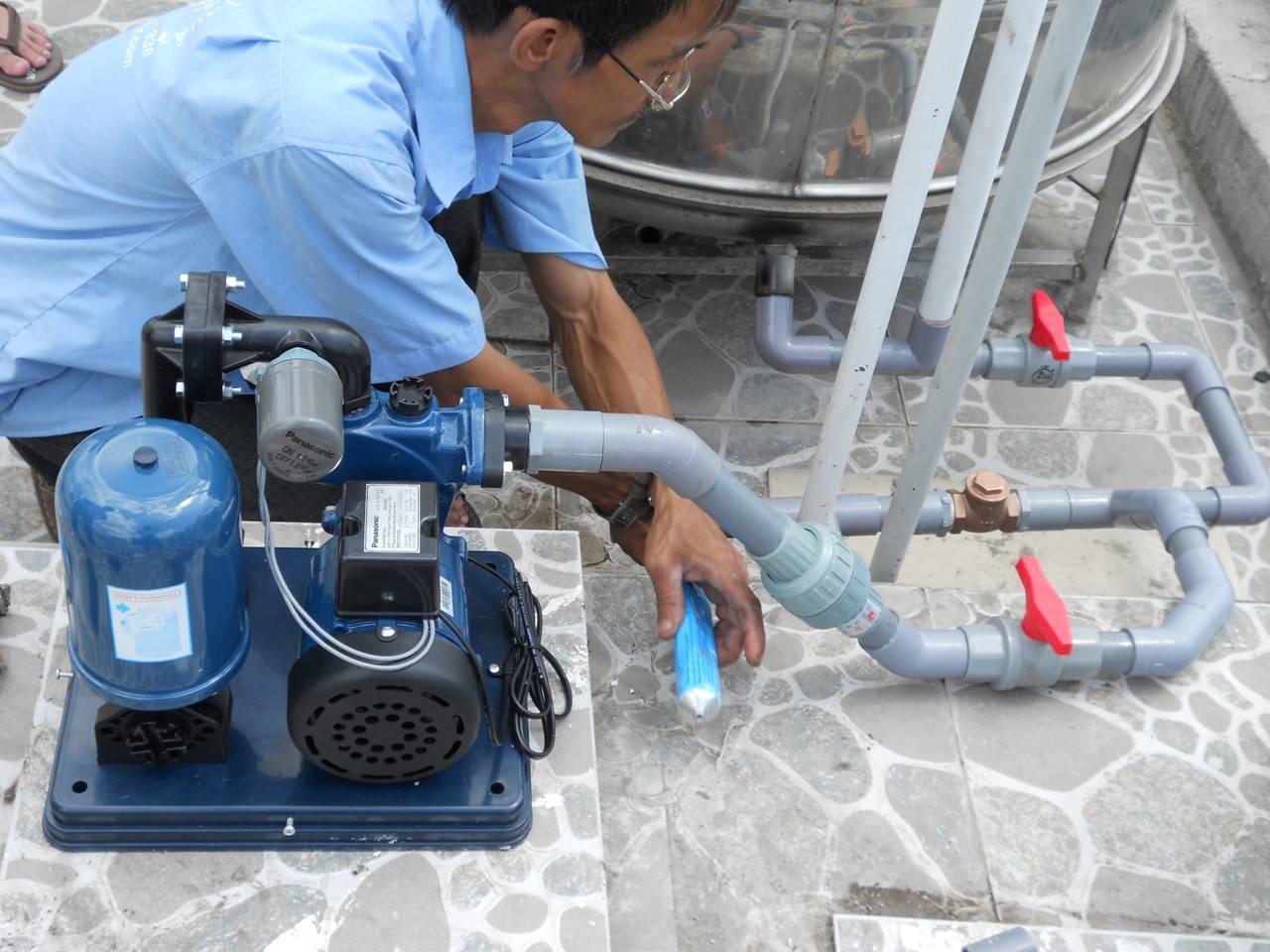 Sửa chữa điện nước tại Đà Nẵng